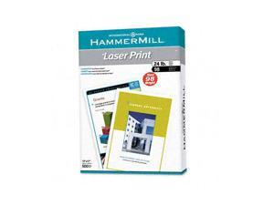 Hammermill 10462-0 Laser Print Office Paper, 98 Brightness, 24lb, 11 x 17, White, 500 Sheets/Ream