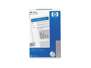 Hewlett-Packard Office Paper, 92 Brightness, 20lb, 11 x 17, White, 500 Sheets/Ream