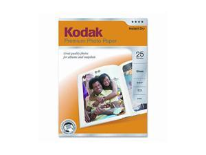 Kodak Premium Photo Paper, 64lb, Glossy, 8-1/2 x 11, 25 Sheets/Pack