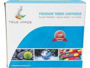 TRUE IMAGE HECE390X High Yield Black Toner Replaces HP 90X CE390X, Single Pack, Page Yield 2,500