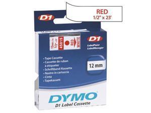 DYMO 45015 Print/White Tape