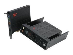 Creative Sound Blaster X-Fi Titanium Fatal1ty Champion 70SB088600007 Sound Card w/ I/O