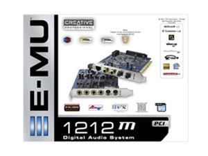 E-MU 1212M Digital Audio System