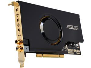 ASUS Xonar D2 (XONAR D2/PCI/A) 7.1 Channels PCI Interface Ultra Fidelity Sound Card with Complete Dolby/DTS Sound Technologies