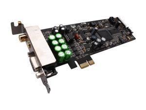 AuzenTech  AZT-FORTE  X-Fi Forte 7.1 Low Profile PCI Express Sound Card