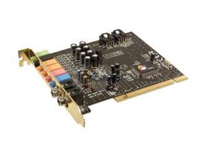 SIIG IC-710012 Surround Sound Card For Internet, DVD, MP3 and Gaming