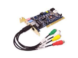 SIIG LP-000022-S1 Low Profile Sound Card