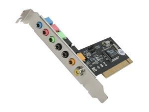 Vantec UGT-S100 7.1 Channels PCI Interface Sound Card