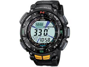 CASIO PATHFINDER SOLAR POWERED WITH TRIPLE SENSOR