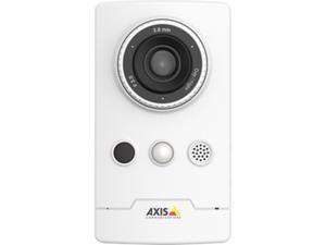 AXIS 0810-004 M1065-LW Network Camera, Full-featured Wireless HDTV 1080p Camera with Edge Storage