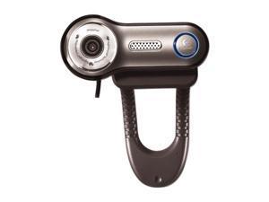 Logitech quickcam fusion 1.3mp web camera