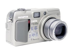 OLYMPUS C-7000 2-Tone 7.1MP Digital Camera