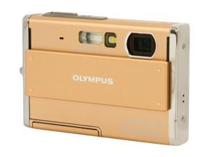 OLYMPUS Stylus 1050 SW Champagne 10.1 MP Waterproof Shockproof Digital Camera