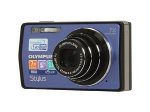 OLYMPUS Stylus 7000 Blue 12.0 MP Digital Camera