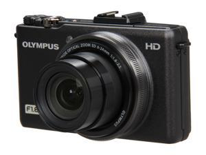 OLYMPUS XZ-1 Black 10.0 MP Digital Camera