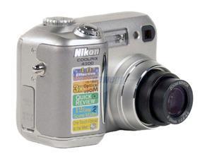Nikon COOLPIX 4300 Silver 4.0 MP Digital Camera
