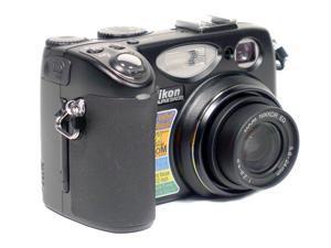 Nikon Coolpix 5400 Black 5.1MP Digital Camera