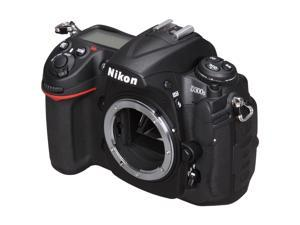 Nikon D300S 12.3MP DX-Format CMOS Digital SLR Camera - Body Only