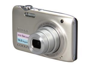 Nikon COOLPIX S3100 Silver 14.0 MP Digital Camera