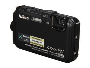 "Nikon COOLPIX AW100 26290 16 MP 3.0"" 460K Action Camera"