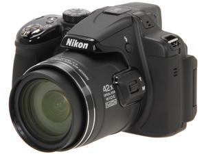 Nikon COOLPIX P520 26397 Black 18.1 MP Wide Angle Digital Camera HDTV Output