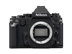 Nikon Df 1525 Black 16.2 MP Digital SLR Camera - Body