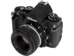 Nikon Df 1527 Black Digital SLR Camera with 50mm f/1.8 Lens