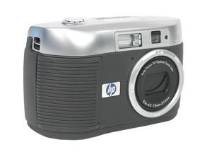 HP Photosmart 720 Silver & Black 3.1MP Digital Camera