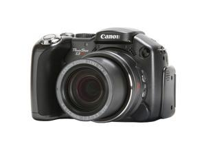 Canon S3 IS Black 6.0 MP Digital Camera
