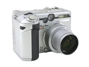 Canon PowerShot G6 2-Tone 7.1MP Digital Camera