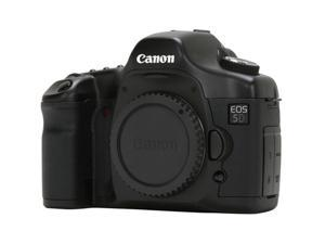 Canon EOS 5D Black Digital SLR Camera - Body Only