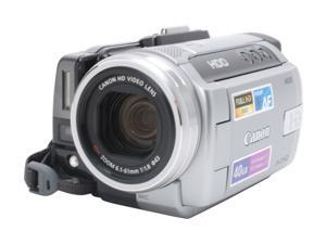 Canon VIXIA HG10 Silver High Definition HDD/Flash Memory Camcorder
