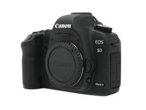 Canon EOS 5D Mark II Black Full HD Movie Digital SLR Camera - Body Only