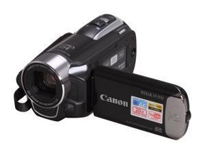 Canon VIXIA HF R10 Black 8GB HD Dual Flash Memory Camcorder
