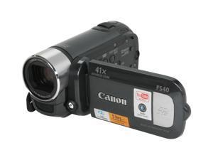 Canon FS40 Black HDD/Flash Memory Camcorder