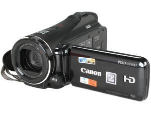 Canon VIXIA HF M41 Black High Definition HDD/Flash Memory Camcorder