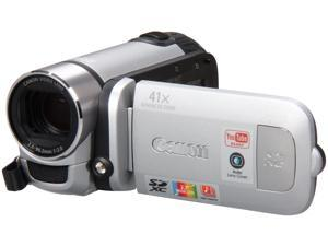 Canon FS400 Silver HDD/Flash Memory Camcorder