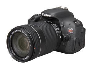 Canon EOS REBEL T3i Black Digital SLR Camera with 18-135mm f/3.5-5.6 IS Lens