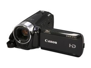 Canon VIXIA HF R21 (4902B026AA) Black High Definition Flash Memory Camcorder
