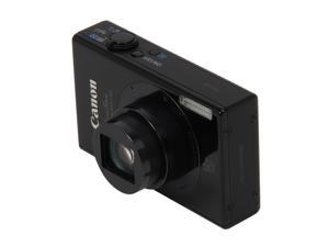 Canon PowerShot ELPH 530 HS 6160B001 Black 10.1 MP 28mm Wide Angle Digital Camera