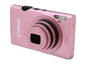 Canon ELPH 110 HS 6048B001 Pink 16.1 MP 24mm Wide Angle Digital Camera HDTV Output