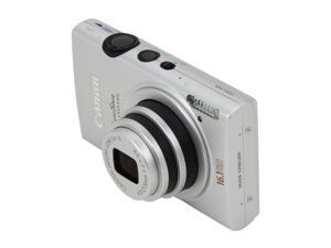 Canon PowerShot ELPH 110 HS 6036B001 Silver 16.1 MP 24mm Wide Angle Digital Camera HDTV Output