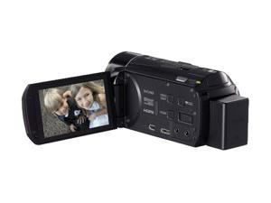 Canon VIXIA HF R32 (5975B003) Black Full HD Flash Memory Camcorder