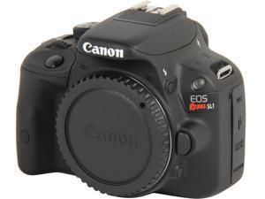 Canon EOS Rebel SL1 (8575B001) Black Digital SLR Camera - Body Only