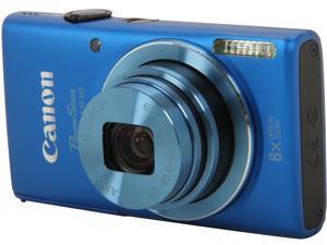 Canon PowerShot ELPH 115 IS 8605B001 Blue 16 MP 28mm Wide Angle Digital Camera