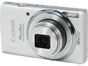 Canon PowerShot ELPH 150 IS 9359B001 Silver 20.0 MP 24mm Wide Angle Digital Camera