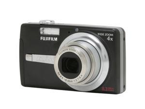 FUJIFILM FinePix F480 Black 8.2 MP Digital Camera