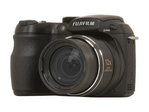 FUJIFILM FINEPIX S1500 Black 10.0 MP Digital Camera