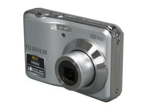 FUJIFILM FINEPIX AV100 Silver 12 MP Digital Camera