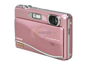 FUJIFILM Z800EXR Pink 12MP Digital Camera